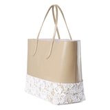 Rochas Lace Tote Bag / Shop Super Street - 3