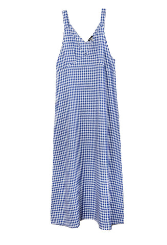 Long Slip Gingham