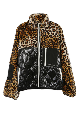 Dean Fleece Leopard