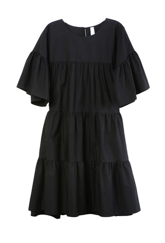 St Germain Voluminous 3 Tier Dress