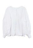 Paloma Key Hole Blouse
