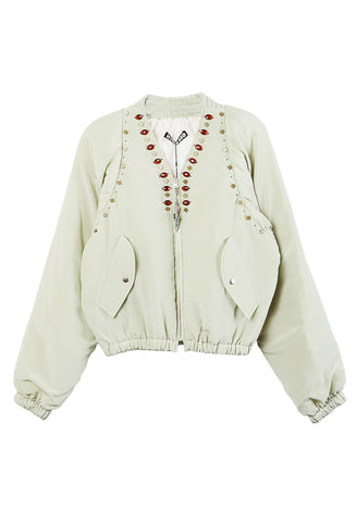 Jewel Bomber Jacket
