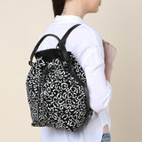 Opening Ceremony Izzy Leopard Suede Backpack / Shop Super Street - 2
