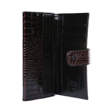 Opening Ceremony Croc Embossed Misha Wallet / Shop Super Street - 4