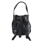 Opening Ceremony Mini Izzy Pebbled Leather Backpack / Shop Super Street - 4