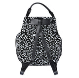 Opening Ceremony Izzy Leopard Suede Backpack / Shop Super Street - 3