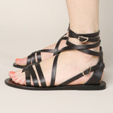 Ancient Greek Sandals Satira Ankle Strap Sandal / Shop Super Street - 2