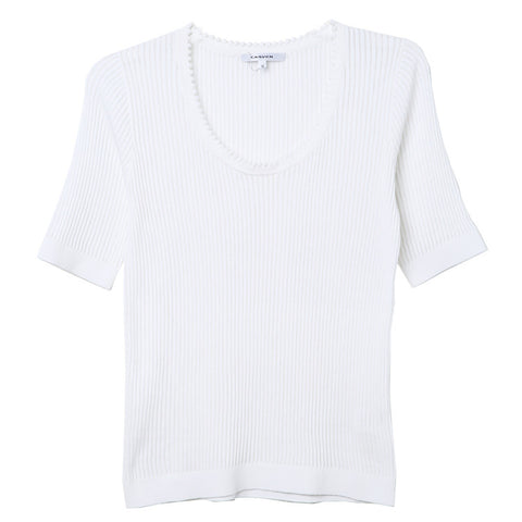 Carven Jersey T-Shirt / Shop Super Street - 1