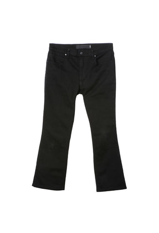 Alexander Wang Black Trap Flex Jean / Shop Super Street - 1