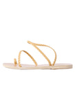Ancient Greek Sandals Eleftheria Braided Strap Sandal / Shop Super Street - 1