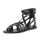 Ancient Greek Sandals Satira Ankle Strap Sandal / Shop Super Street - 3