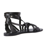 Ancient Greek Sandals Satira Ankle Strap Sandal / Shop Super Street - 4