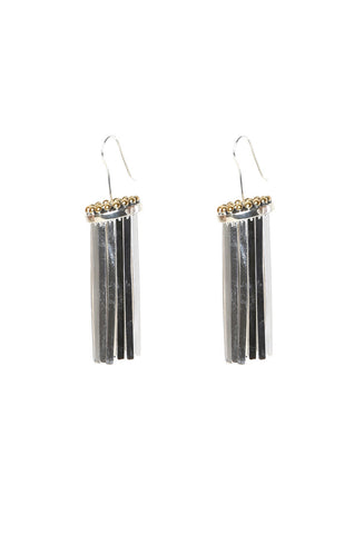 Short Fringe Earrings