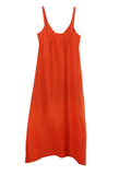 Nola Dress Persimmon