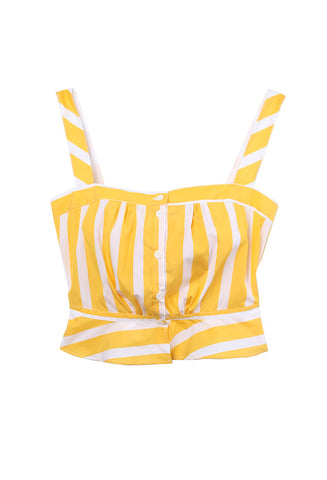 Rossa Striped Camisole