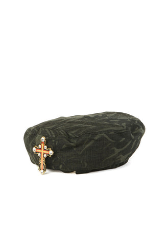 Beret with Pin