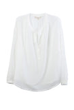 Keaton Top Modern White