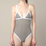 Shlaer Striped One Piece / Shop Super Street - 3