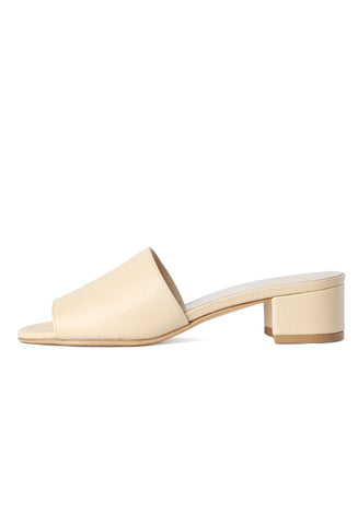 Maryam Nassir Zadeh Sophie Slide Natural / Shop Super Street - 1