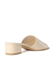 Maryam Nassir Zadeh Sophie Slide Natural / Shop Super Street - 3
