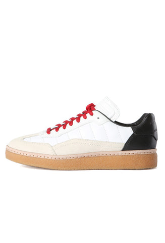 Alexander Wang Eden Low Suede Sneakers / Shop Super Street - 1