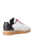 Alexander Wang Eden Low Suede Sneakers / Shop Super Street - 3