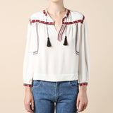 Isabel Marant Cabella Top / Shop Super Street - 2