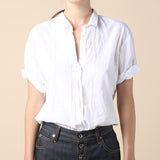 Xirena Channing White Shirt / Shop Super Street - 3
