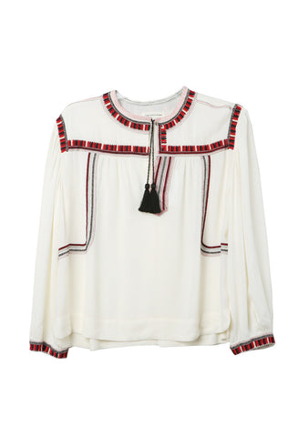 Isabel Marant Cabella Top / Shop Super Street - 1
