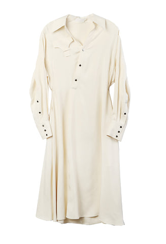 Shirt Dress Cream