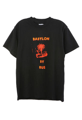 Babylon Black Tee