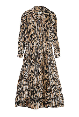 Studio Dress Leopard