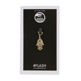 My Flash Trash Hamsa Charm / Shop Super Street - 3