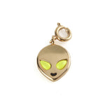 My Flash Trash Alien Charm / Shop Super Street - 1
