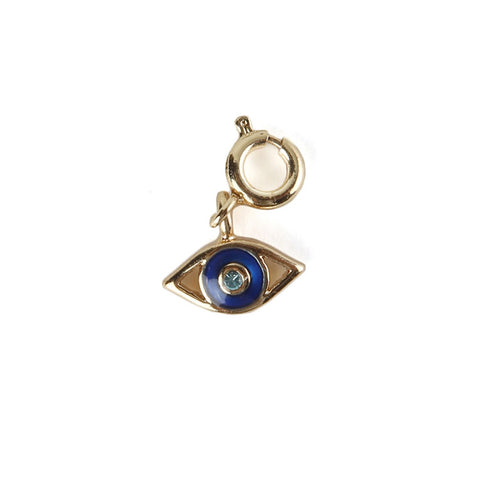 My Flash Trash Evil Eye Charm / Shop Super Street - 1