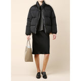 Sandy Liang Lorne Puffer Jacket / Shop Super Street - 2