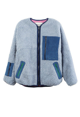 203 Fleece Baby Blue