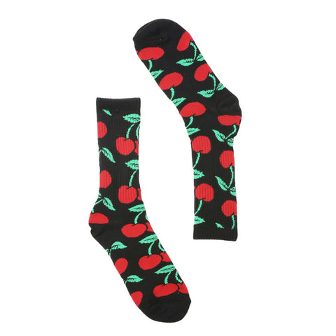 HUF Pop It Crew Sock / Shop Super Street
