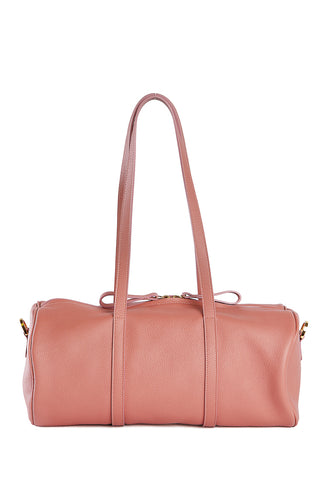 Pebble Mini Duffle Bag Blush