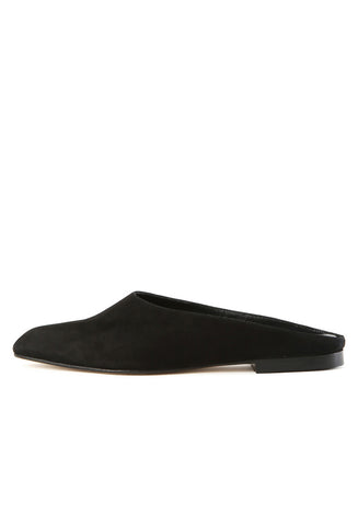 Suede Flat