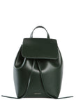 Calf Mini Backpack Moss
