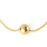Sorelle Cherie Gold Necklace / Shop Super Street - 3