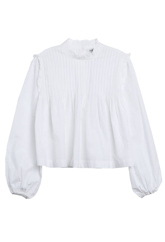 Olayan Blouse White