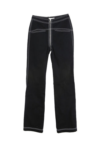 Zip Through Pant Cotton
