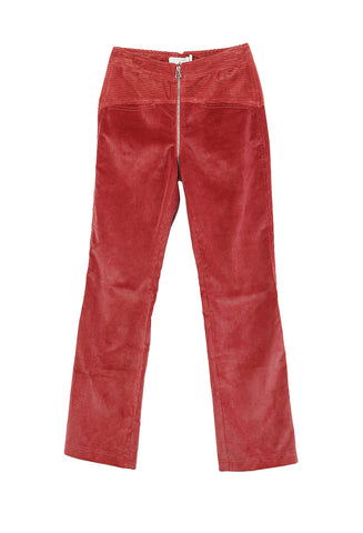 Zip Through Pant Corduroy