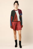 Isabel Marant Hudson Burgundy Skirt / Shop Super Street - 2