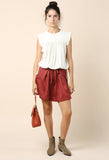 Isabel Marant Neo Crepe Top / Shop Super Street - 2