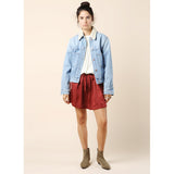 Isabel Marant Camden Jacket / Shop Super Street - 2
