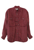 Loaken Shirt Rasberry