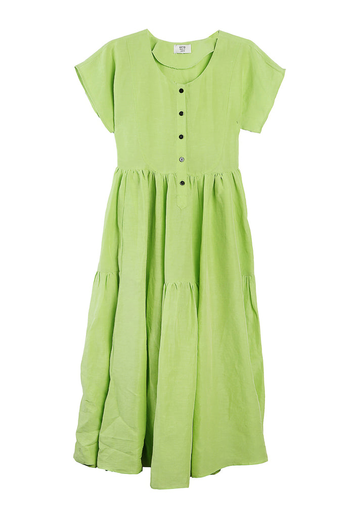 Street Zadeh Shop Lime Dress Nassir Maryam Florenza Super cuFT1lKJ3